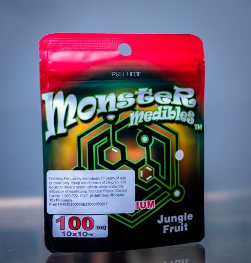 feature image (Adult Use) Monster 10x10