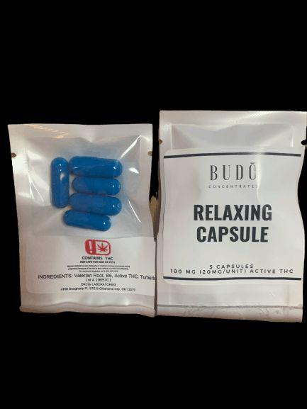feature image Budo Relax Capsules