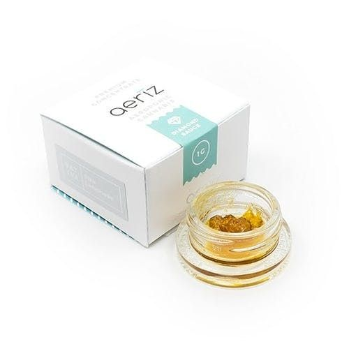 feature image Aeriz - Tri-Fi OG - Live Resin Sugar