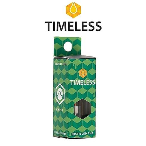 feature image  Timeless Cartridge (500mg) Chill