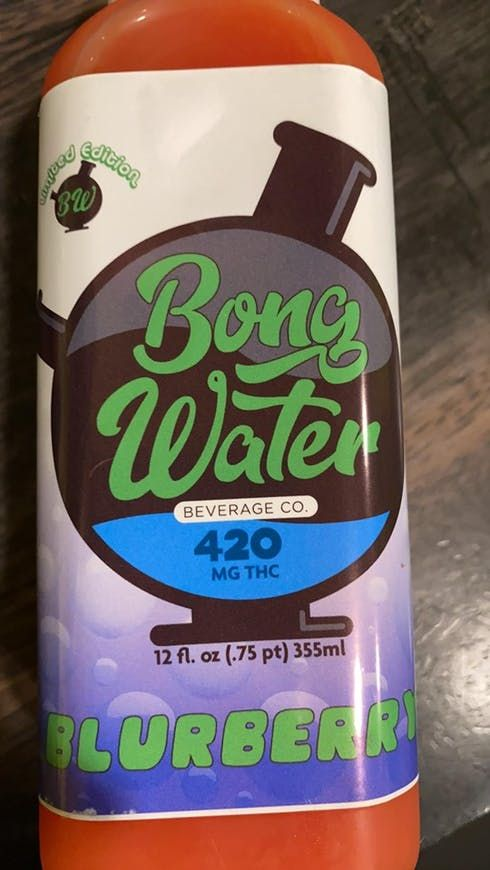 feature image 420 Bong Water - 420mg