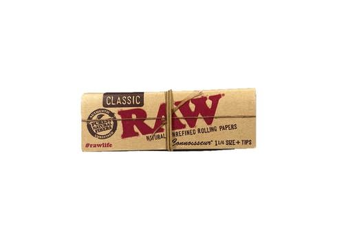 feature image 1.25 RAW ROLLING PAPERS