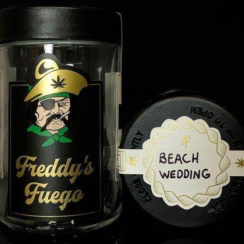 feature image Beach Wedding by Freddy's Fuego
