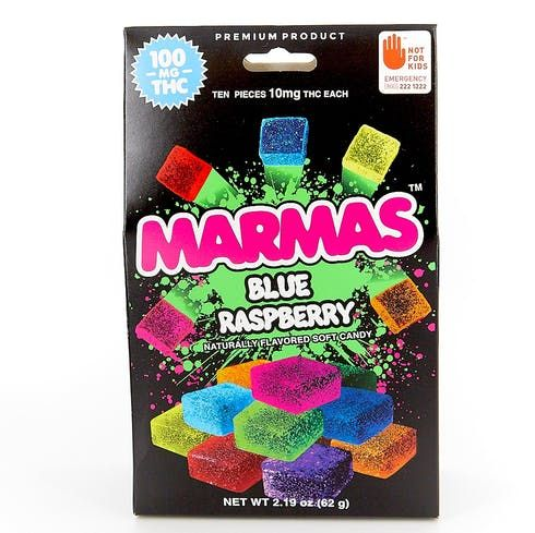 feature image 10pk Blue Raspberry  by Marmas