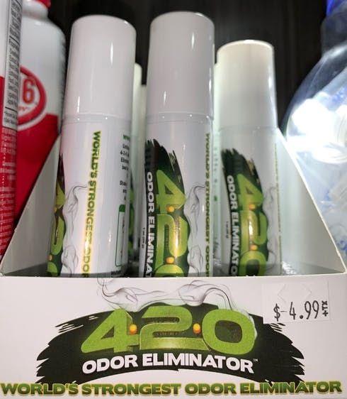 feature image 420 Odor Eliminator