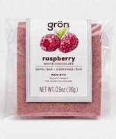 feature image  grönCBD - Raspberry White Chocolate