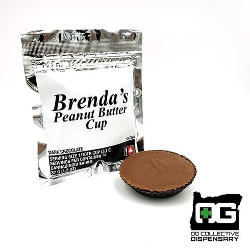feature image  PB BOMB - Dark Chocolate from BRENDA'S