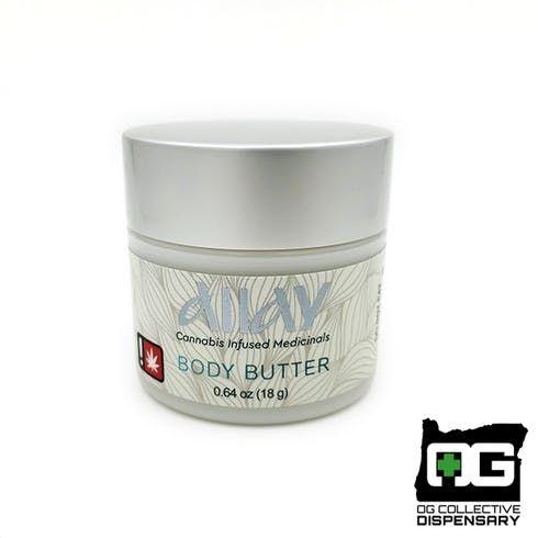 feature image ALLAY - BODY BUTTER 18g JAR