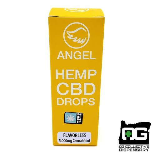 feature image ANGEL CBD - 6000MG FLAVORLESS DROPS