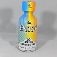 feature image 1:1 Cannabis shot 25:25