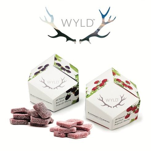 feature image (Medical) Wyld - Marionberry Indica Gummies