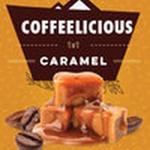 feature image 1:1 Coffelicious Sativa Caramel