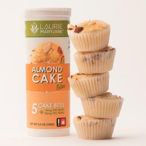 feature image Almond Cake Bites