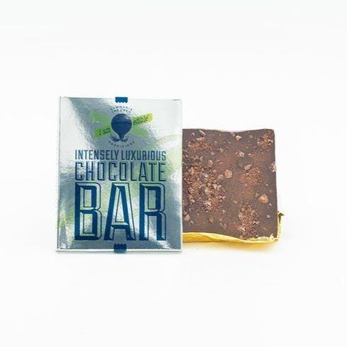 feature image 100mg Expresso Haze Chocolate Bar (Hybrid)