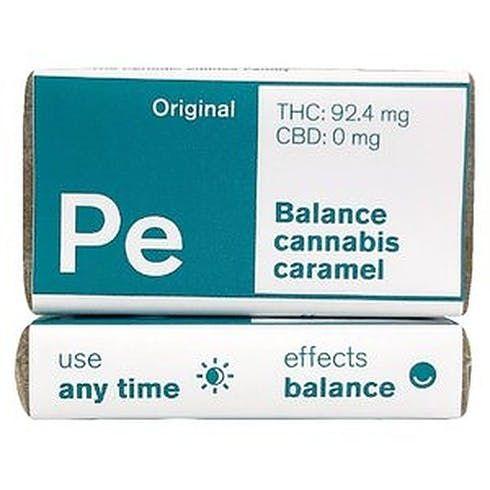 feature image (MED) Periodic Edibles: Balance Sea Salt Cannabis Caramel