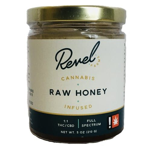 feature image 1:1 Raw Honey