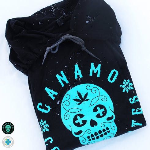 feature image Black Canamo Jersey Hoodie