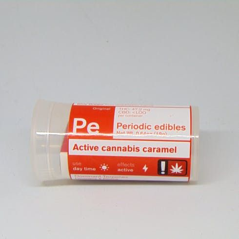 feature image Active 50mg Caramel