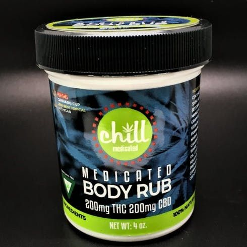 feature image 1:1 Medicated Body Rub