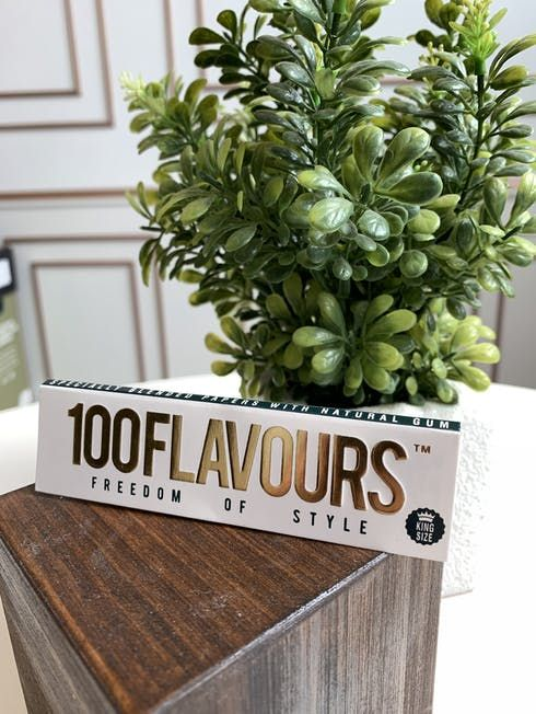 feature image 100 FLAVOURS- PAPERS