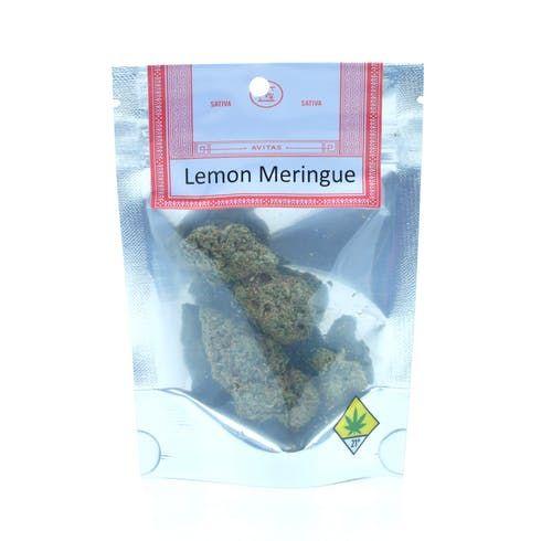 feature image Avitas - Lemon Meringue