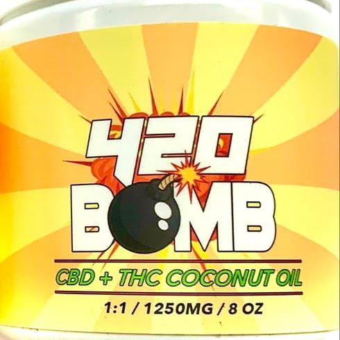 feature image 420 Coconut Oil