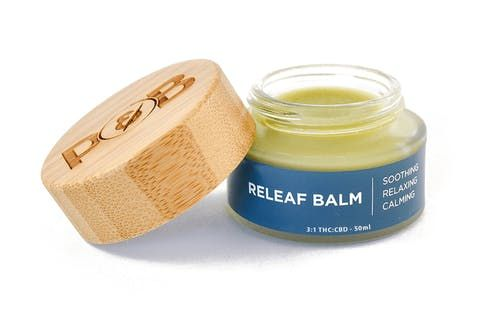 feature image 1:3 THC RICH BALM 15ML