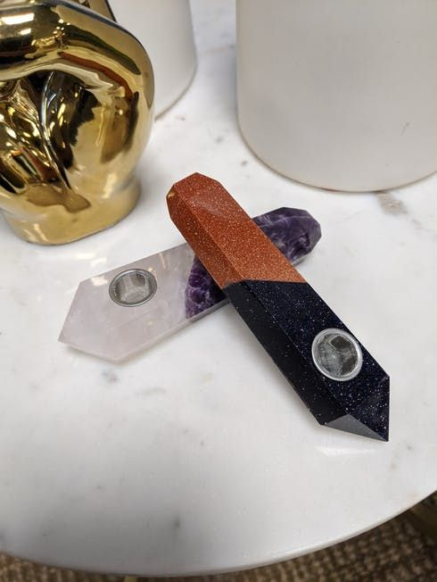 """feature image 4"""" Crystal Pipe"""