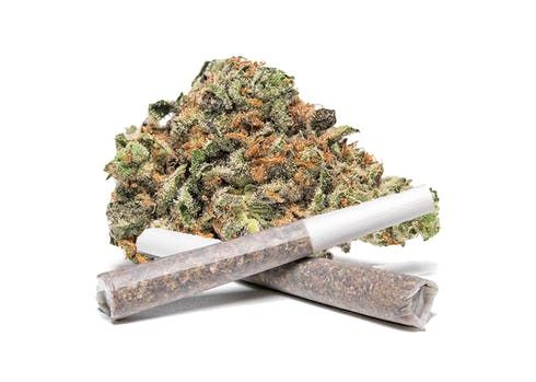feature image 0.5g Pre-Roll - Black Jack