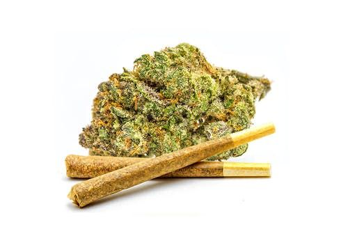 feature image 1g Pre-Roll - Cookies and Cream