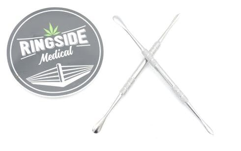 feature image 120mm Metal Dab-tool| Accessory | High Mountain Imports
