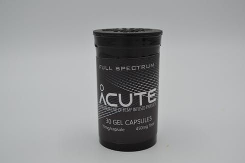 feature image 450mg Gel Capsules|30 cnt | Acute