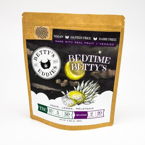feature image BED Fruit Chews Bedtime Betty's 50mg 10pk