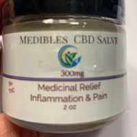 feature image Medibles  CBD SALVE