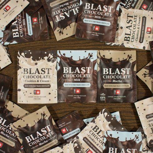 feature image  Chocolate Blast - Mocha