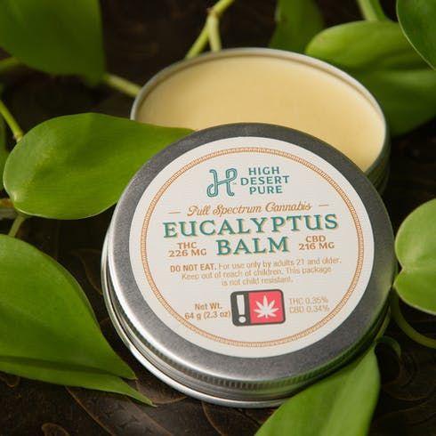 feature image  Eucalyptus Balm