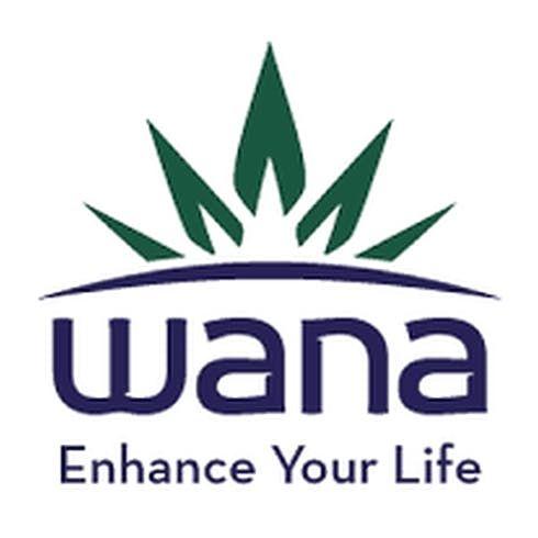 feature image  (CBD) Mango Gummies - Wana Brand