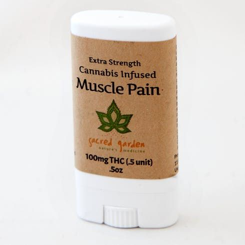 feature image Muscle Pain Stick -Extra Strength