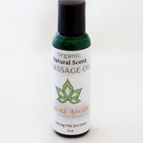 feature image Natural Scent -Massage Oil