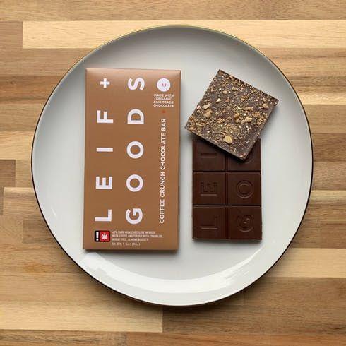 feature image (1:1) Coffee Crunch Chocolate Bar
