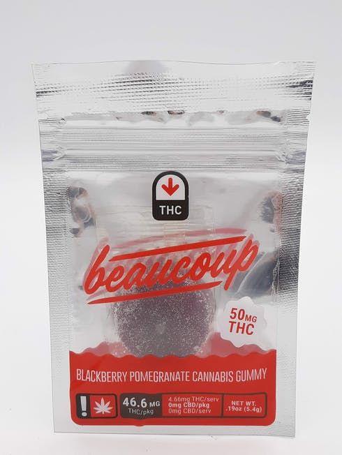 feature image Beaucoup I Blackberry Pomegranate I Gummy