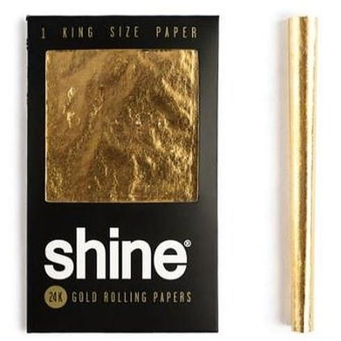 feature image 24K Gold Rolling Paper