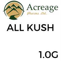 feature image Acreage Pharms Ltd. All Kush - 1g