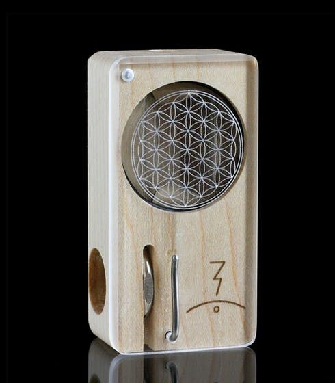 feature image ***Magic Flight Laser Lid Launch Box - Flower of Life