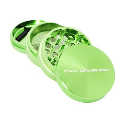 "feature image ***Cali Crusher OG Hardtop 2.5"" 4 Piece Pollinator - Green"