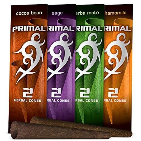 feature image ***PRIMAL Herbal Cones - Blueberry