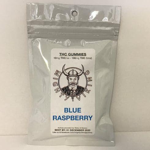 feature image Blue Raspberry Gummies