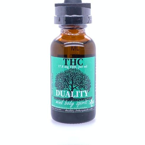 feature image 500 mg THC Tincture