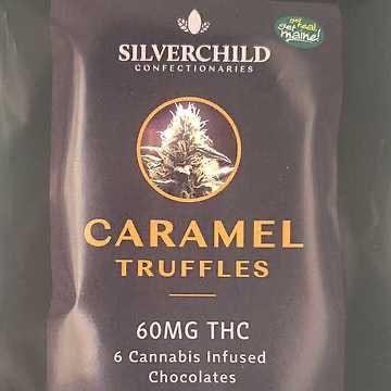 feature image 60 Mg Caramel  Truffles