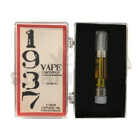 feature image 1:1 Jack Herer Vape Cartridge 1g (1000mg) - OTD